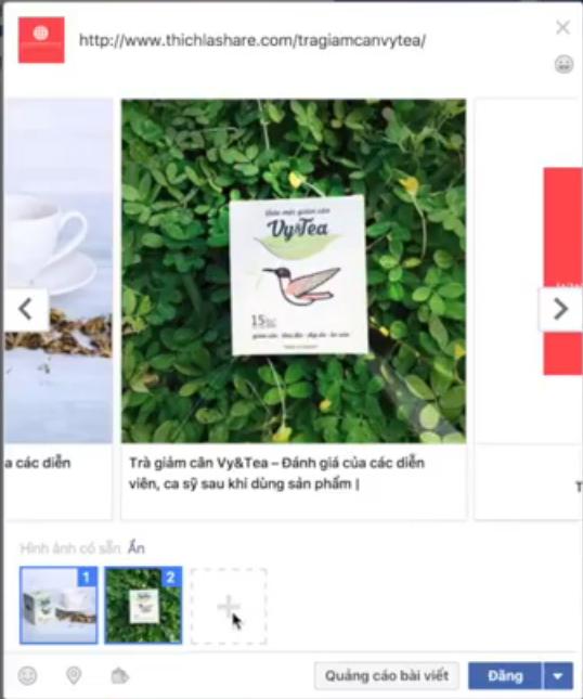 Các cách Up bài lên trang bán hàng Facebook