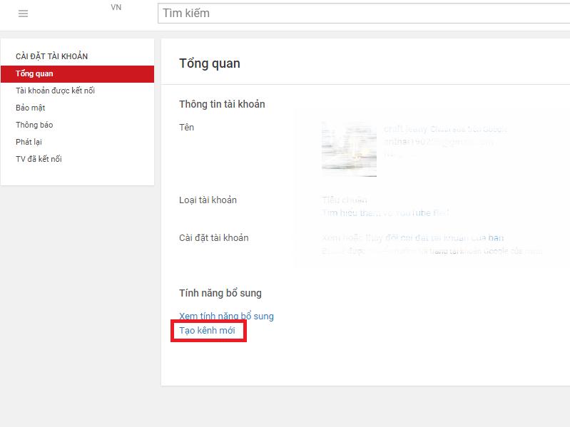 Cách tạo một kênh Youtube kiếm tiền với tiếp thị liên kết