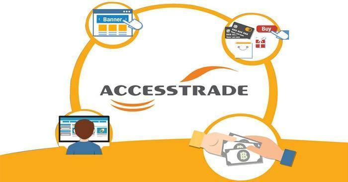 Cách tạo tài khoản kiếm tiền với tiếp thị liên kết Accesstrade