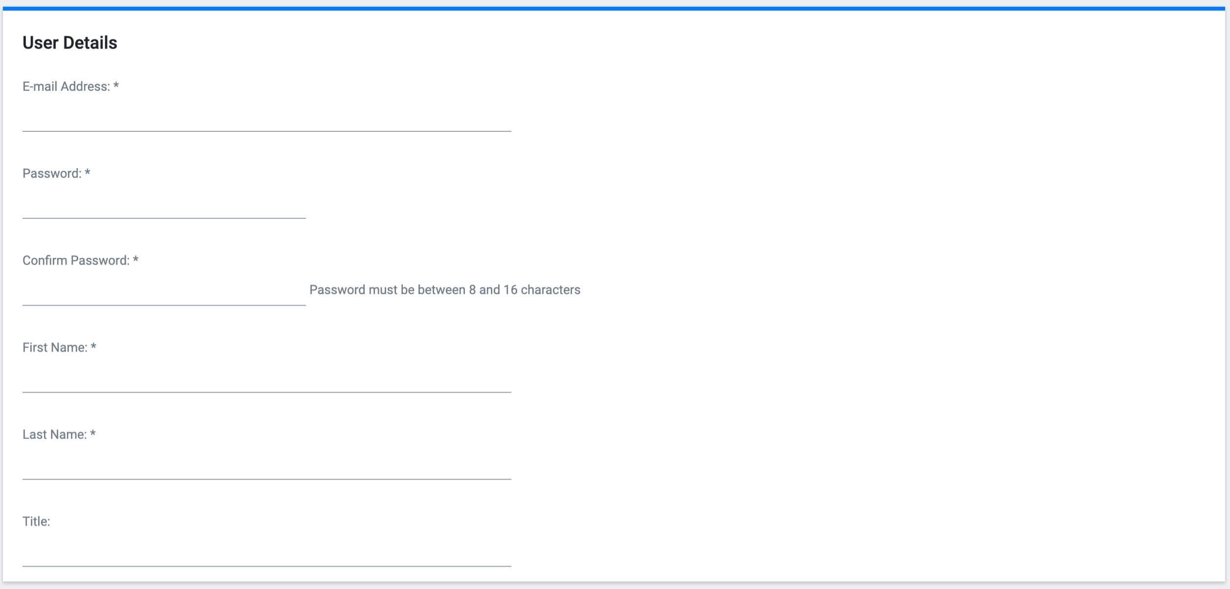 Hoàn thiện form đăng ký thứ hai tại DYNU IN MEDIA