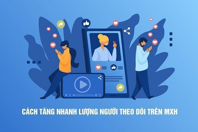 Tăng Follow Facebook giúp tăng uy tín cho facebook cá nhân