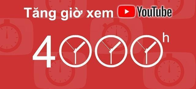 Vì sao cần phải chạy 4000 giờ xem Youtube?